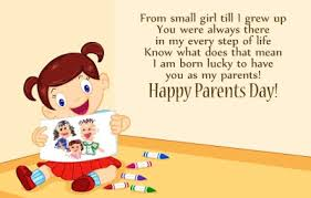 lovely messages for parents day best pictures
