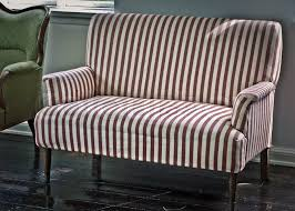 vintage sofa vintage sofa from a home and white stripes