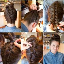 step by step braid short hair instructions for hairstyles short hair hair