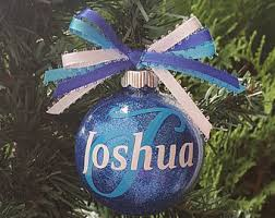 custom ornament personalize ornament handmade ornament