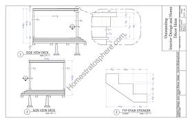 free deck plan with pergola download full pdf blueprint home