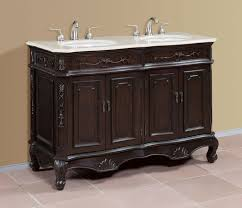 48 Inch Double Sink Bathroom Vanity by 124 Best Double Sink Bath Cabinets Images On Pinterest Bathroom