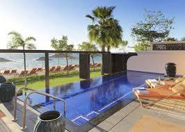 Bedroom Beach Club Bulgaria Dubai Beach Villas Beach Pool Villa Anantara The Palm