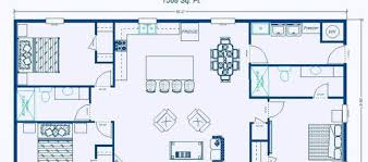 floor plans with measurements delectable 20 simple house floor plans with measurements