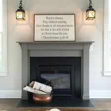 Over Fireplace Decor Best 25 Mantle Ideas Ideas On Pinterest Fireplace Mantle