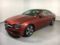 2018 new mercedes benz e class e 400 rwd coupe at mercedes benz of