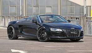 audi v10 convertible audi r8 v10 spyder boosted to 600hp by sport wheels
