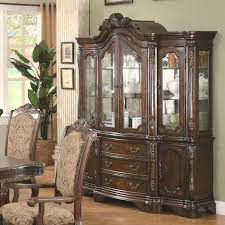 Dining Room Buffets And Sideboards Dining Room Hutch With Glass Doorsdecorating Buffets And