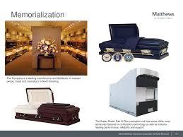 matthews casket company matthews international corporation 2018 q1 results earnings call