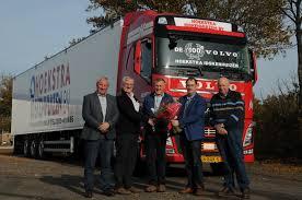 volvo truck dealer 100ste volvo voor hoekstra idskenhuizen