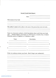 2nd grade book report template new book report template 2nd grade free resume sles