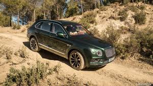 bentley bentayga wallpaper 2017 bentley bentayga off road hd wallpaper 88
