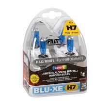 le h7 55w lade h7 xenon pilot la 12v 55w blue xe 4500k auto moto ebay