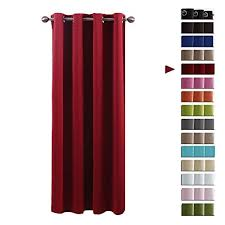 red bedroom curtains red bedroom curtains amazon co uk
