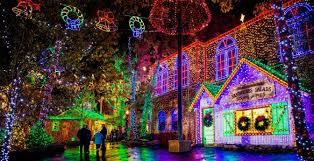 branson christmas lights 2017 best holiday light displays across the u s