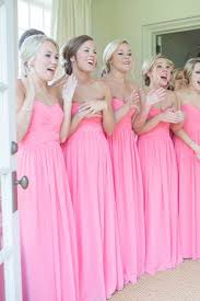pink bridesmaid dresses pale pink bridesmaid dresses 2017 wedding ideas magazine