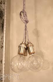 hanging triple pendant light kit l epbot wire your own pendant lighting cheap easy fun portable