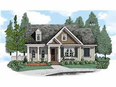 Cottage Home Floor Plans by Small Cottage Plan With Walkout Basement Small Cottage House