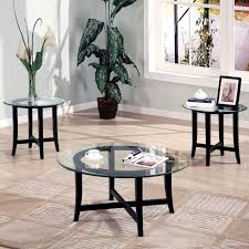 coaster fine furniture cb2536r glass coffee table tops set of 3