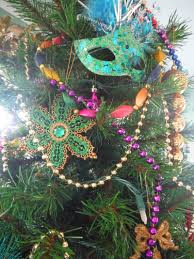 mardi gras tree decorations the festivities continue mardi gras trees apartment therapy