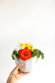 How To Make Floral Arrangements Step By Step Flower Tutorial U201d Gallery Craftgawker