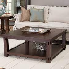 modern white square coffee table furniture belham living bartlett square coffee table coffee