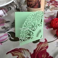 Cheap Wedding Invitations Wedding Card Designs 2015 Fan Shaped Cheap Wedding Invitation