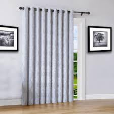 Blackout Patio Door Curtains Warm Home Designs 110 Wide White 100 Blackout Patio Door