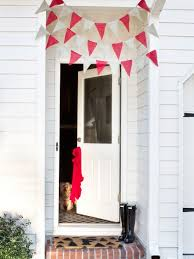 Home And Design Blogs 20 Festive Front Porch Decorating Ideas For The Holidays Hgtv U0027s