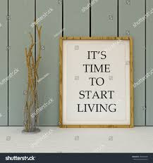 motivation words tome start living new stock illustration motivation words it s tome to start living new beginning change life happiness