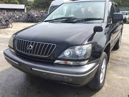 toyota dealer japan toyota harrier 2000 car from japan japanese car exporters toyota
