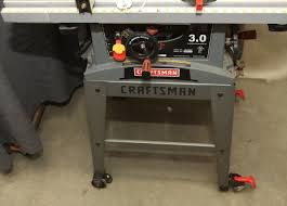 10 Craftsman Table Saw Absolute Auctions U0026 Realty