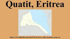 Eritrea Map Quatit Eritrea Youtube