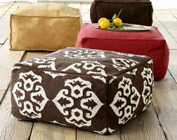 diy extra seating square floor cushions these would be neat to