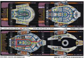 Star Wars Ship Floor Plans by Star Trek How Do People Exit An Airlock From The Defiant To Ds9