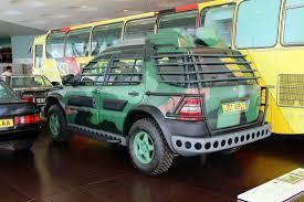 jurassic park car mercedes mercedes benz jurassic park picture of mercedes benz museum