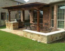 backyard kitchen ideas backyard kitchen designs homes abc