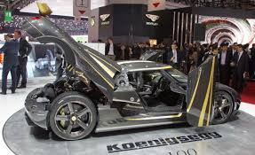 koenigsegg hundra luxury cars top most expensive cars in the world