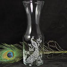 Sand For Wedding Unity Vase Peacock Wine Carafe Vase For Decor Or Unity Ceremony For Weddings