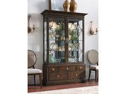 dining room curio american drew dining room curio china base 512 830 jensen home
