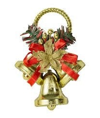 shop sgs tree hanging decoration golden bells small