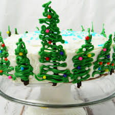 how to make christmas easy christmas tree cake impress your guests