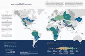 Switzerland World Map by Heat Map Of World Water Conflict And Scarcity World Maps