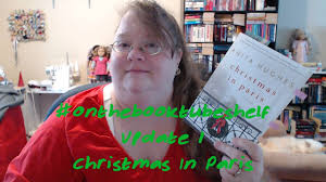 onthebooktubeshelf update 1 christmas in paris by anita hughes