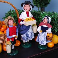 byers choice cries of carolers wooden duck shoppe