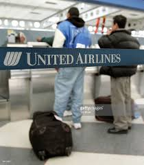 United Airlines Bags United Emerges From Bankruptcy Protection Photos And Images