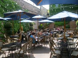 Hton Bay Patio Umbrella Dining 50 Great Places For Patio Dining Milwaukee