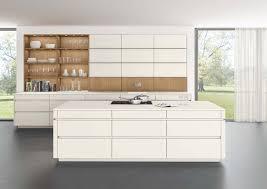cuisine blanc mat cuisine leicht sans poign e blanc mat poignee newsindo co