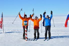 ski all the way the south pole adventure consultants
