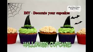 halloween cupcakes zombie brain u0026 wicked witch cake decorating